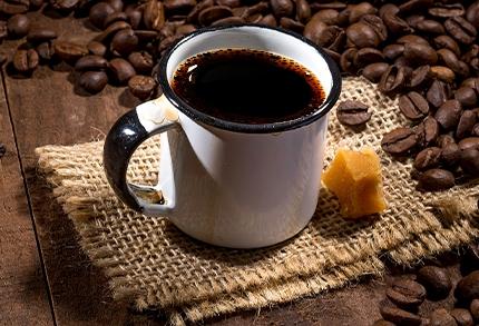 Café com rapadura